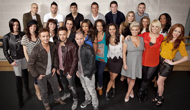 The Big Reunion: 5ive, Liberty X, Bewitched, Honeyz, Atomic Kitten and 911