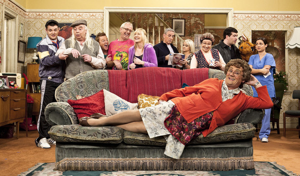 Mrs Brown's Boys - cast