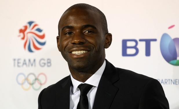Fabrice Muamba at the BT Olympic Ball, November 2012