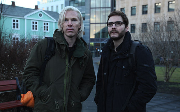 Benedict Cumberbatch and Daniel Brühl