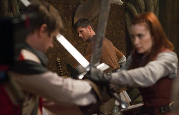 Supernatural: Season 8, Episode 11 - LARP and the Real Girl