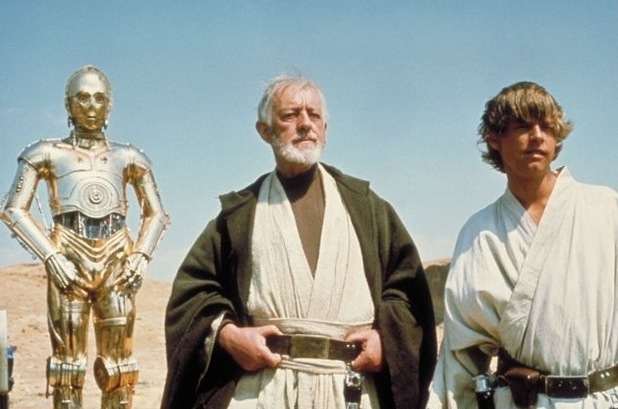 Alec Guinness, Star Wars