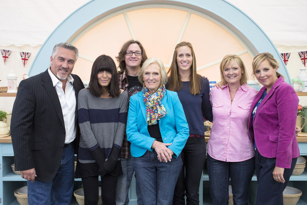 Great Comic Relief Bake Off, final ep, Thu 24 Jan