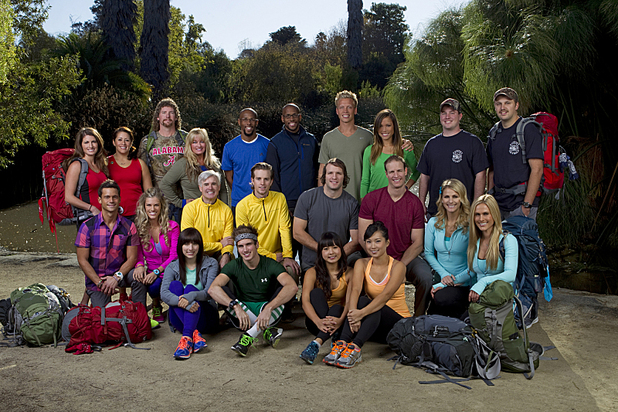 The Amazing Race: Season 22 cast