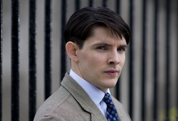 Colin Morgan as Jimmy in Quirke