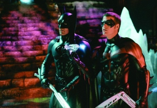George Clooney, Chris O'Donnell, Batman & Robin