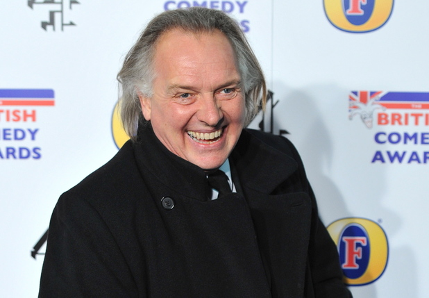 Rik Mayall, British Comedy Awards held at the Fountain Studios, London, England - 16.12.11