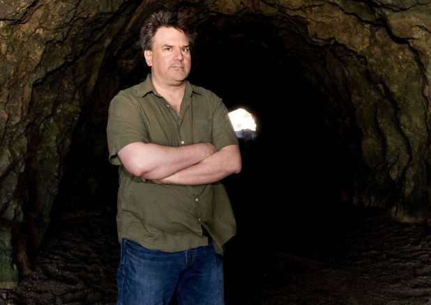 Ron Gilbert The Cave