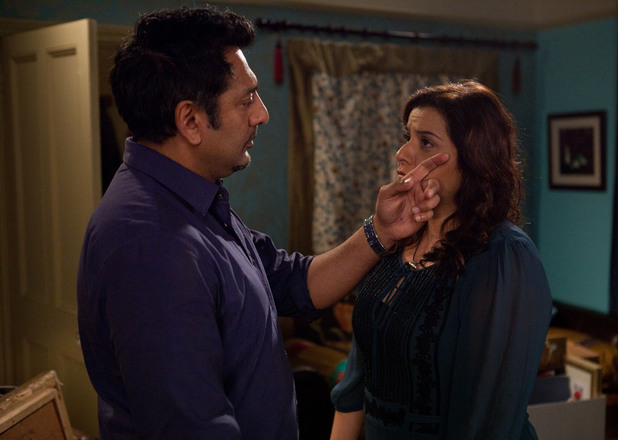 Masood and Zainab reveal some home truths.