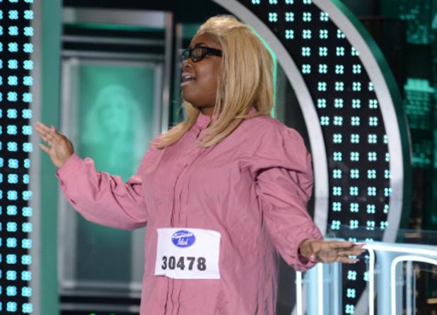 American Idol - Charlotte auditions: Ashley Smith