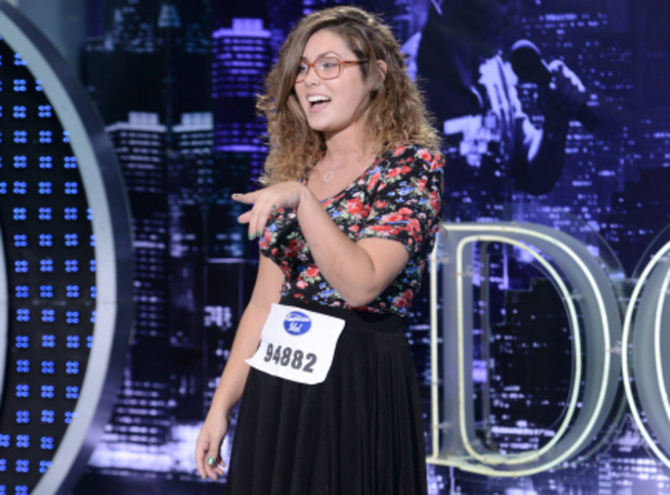 American Idol: Baton Rouge Auditions - Maddie Assel