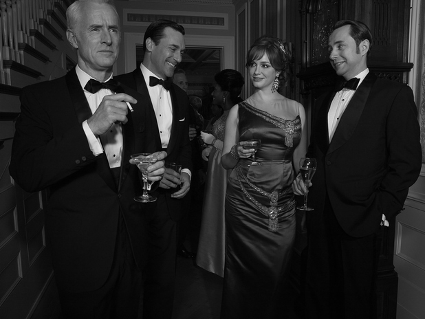 Mad Men season 6 promo picture