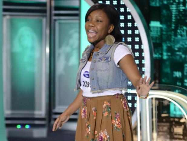 American Idol - Charlotte auditions: Ja'Bnai Barber