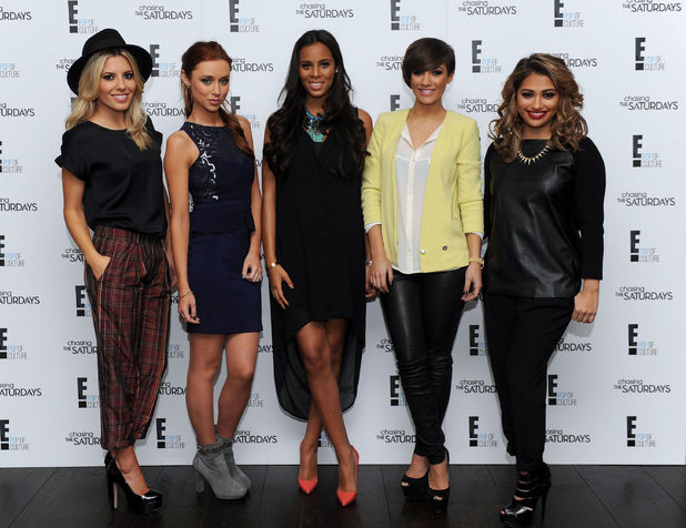 The Saturdays,  new TV programme Chasing The Saturdays