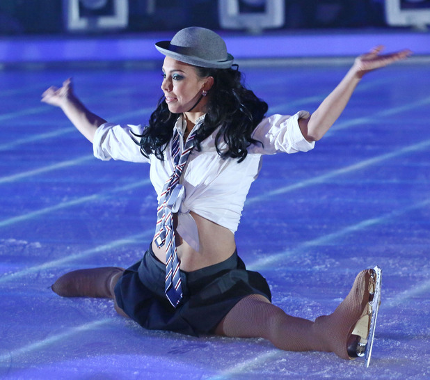 Dancing on Ice: Beth Tweddle