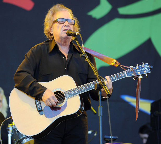 Don McLean, Glastonbury 2011 - Day 2