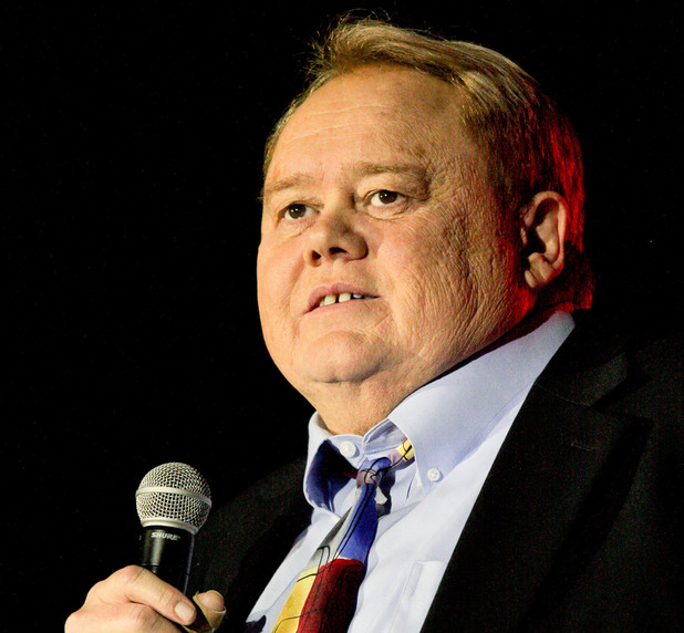Louie Anderson performing at Seminole Coconut Creek Casino Coconut Creek, Florida - 03.02.12