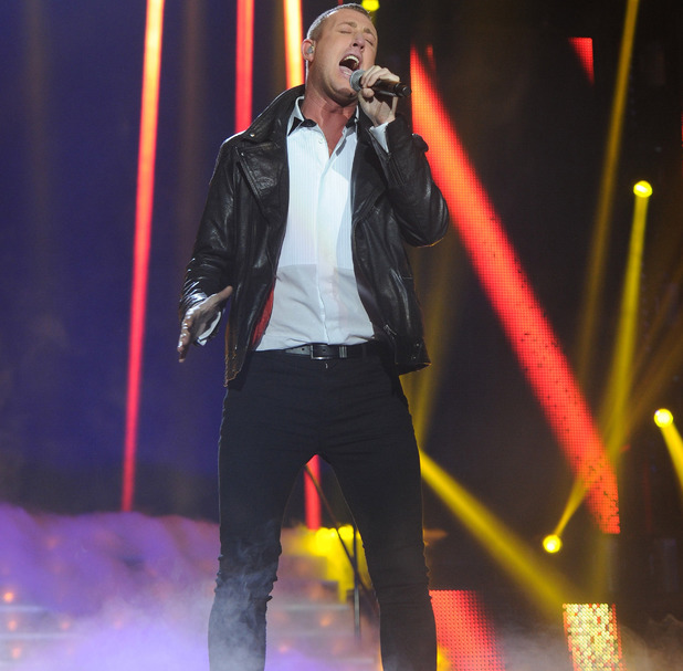 The X Factor Tour 2013: Christopher Maloney