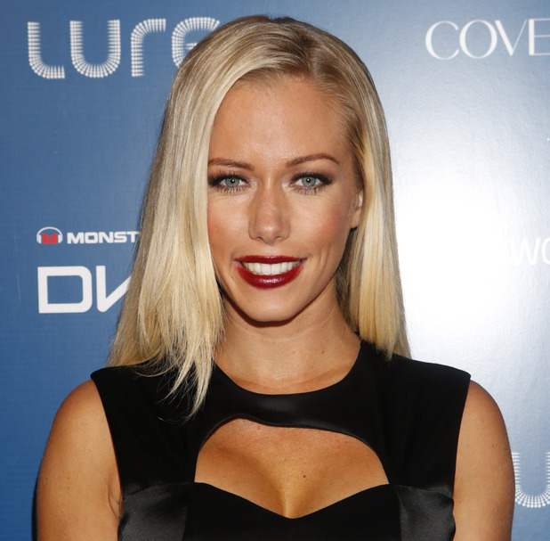 Kendra Wilkinson attends the US Weekly AMA After Party for The Wanted at Lure on Sunday November 19, 2012 in Los Angeles, California.