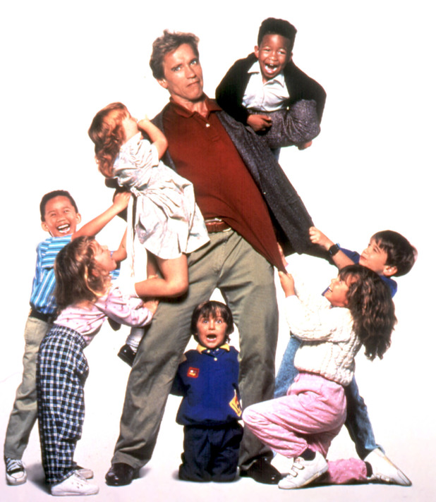 Kindergarten Cop Kindergarten Cop Arnold Schwarzeneggers 20 Best One Liners 618x712 Movie-index.com