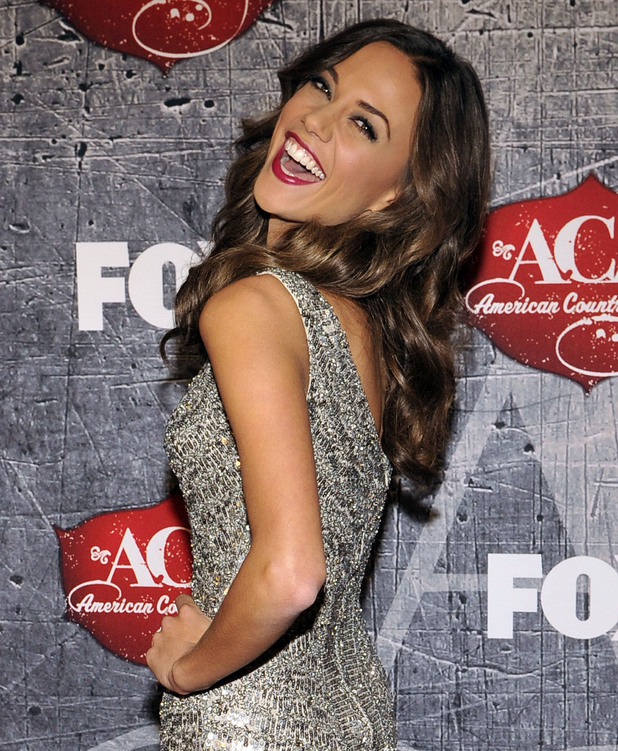 Jana Kramer, 2012 FOX American Country Awards