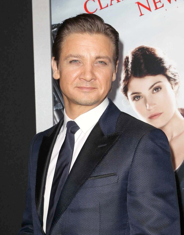 "Premiere Of Paramount Pictures' ""Hansel And Gretel Witch Hunters"" - Red Carpet Featuring: Jeremy Renner Where: Hollywood, California, USA"
