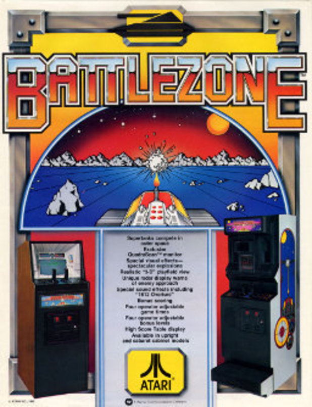 Battlezone (1980)