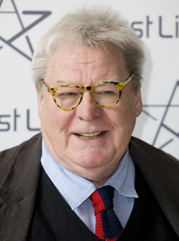 Sir Alan Parker, First Light Awards 2011