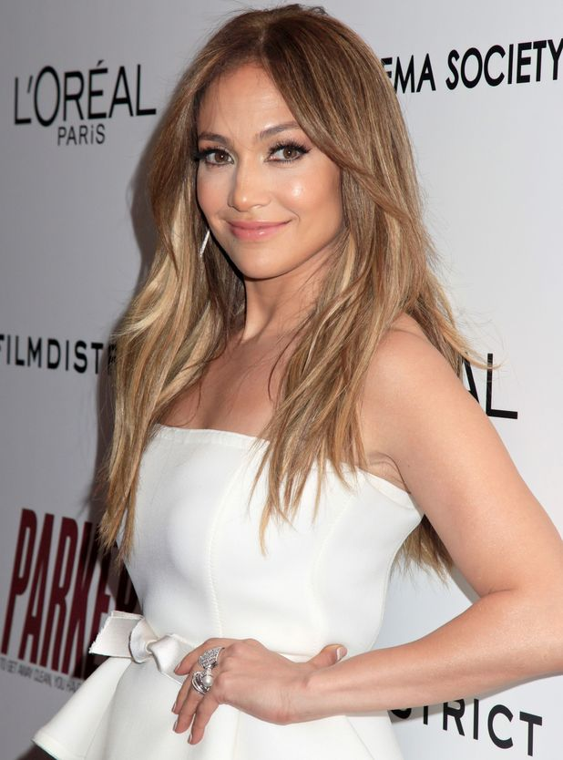 Jennifer Lopez, Parker cinema society screening, New York, 23rd January 2013