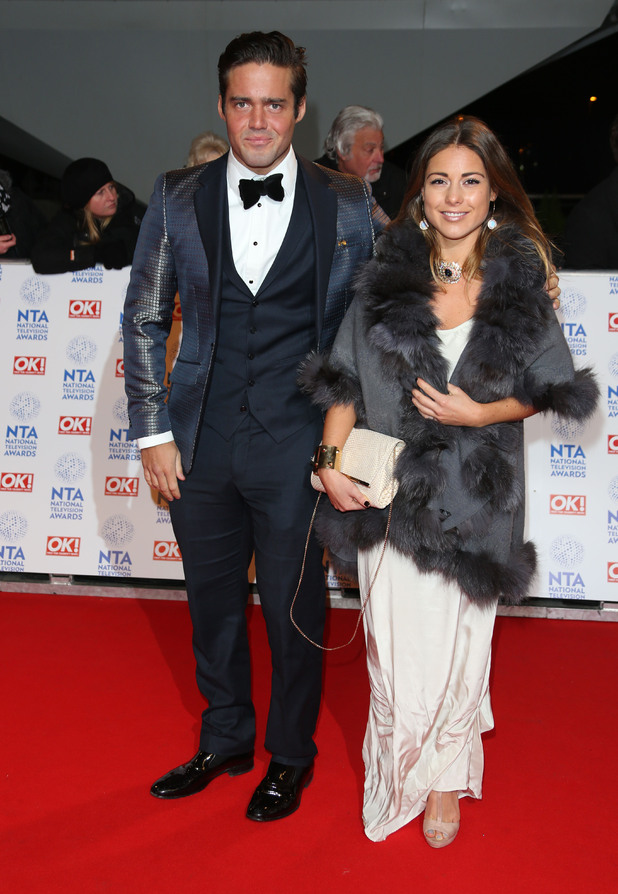 Spencer Matthews, Louise Thompson