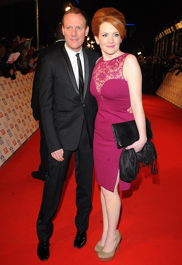 Jennie McAlpine and Anthony Cotton
