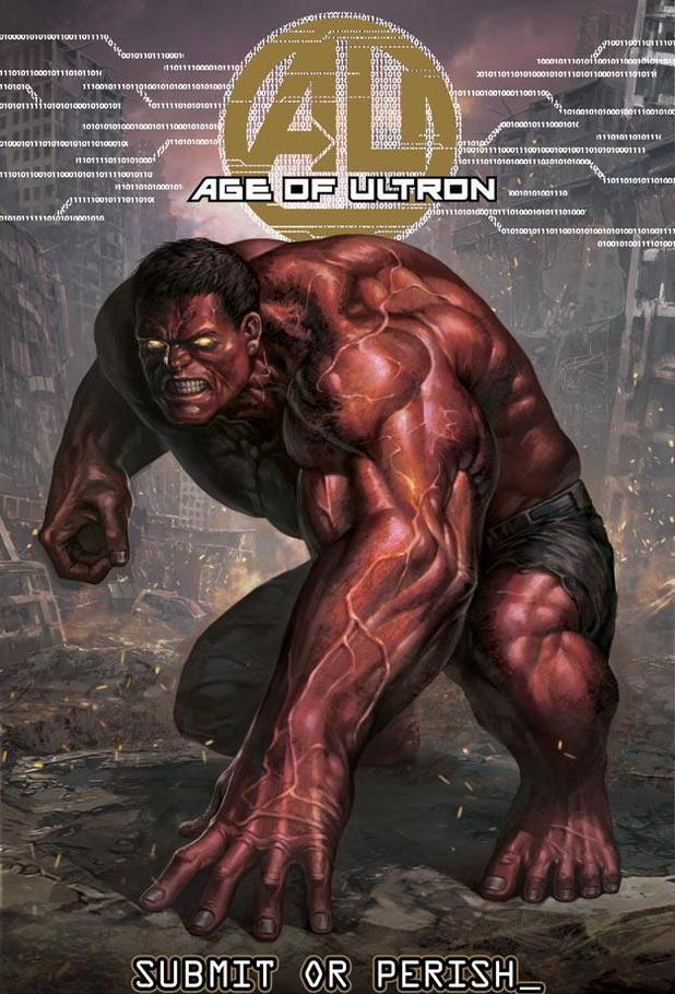 Age of Ultron transformation
