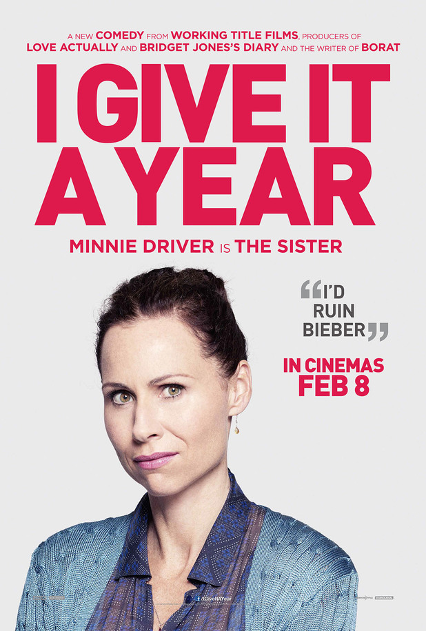 Minnie Driver as The Sister