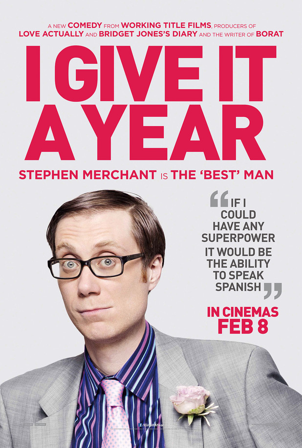Stephen Merchant as The 'Best' Man