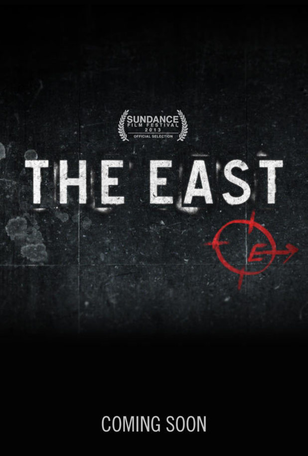 'The East' poster