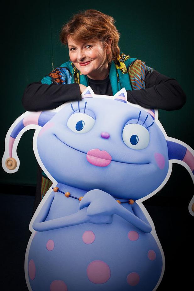 Disney Junior, Henry Hugglemonster: Brenda Blethyn