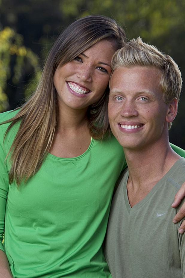 Jessica Hoel and John Erck