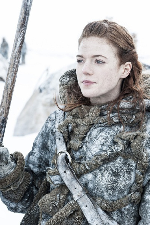 Game of Thrones - Season 3: Rose Leslie as Ygritte