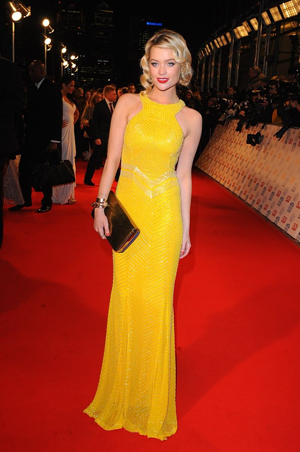 Laura Whitmore, NTAs 2013