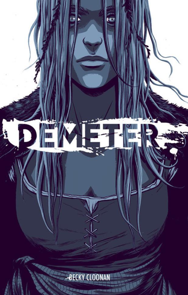 Becky Cloonan Demeter