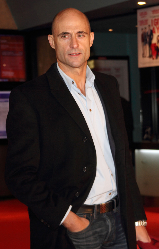 Mark Strong Lex Luthor