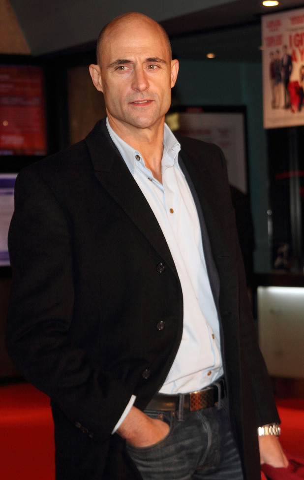 The European premiere of 'I Give It a Year' - Arrivals Featuring: Mark Strong Where: London, United Kingdom