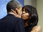 Malia Obama photobombs parents