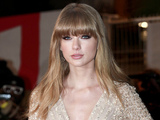 Taylor Swift arrives for the NRJ Music Awards, held at the Palais des Festivals.