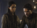 Game of Thrones - Season 3: Oona Chaplin as Talisa Maegyr, Richard Madden as Robb Stark