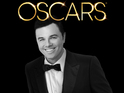 Host Seth MacFarlane featured in new Oscars 2013 promotional poster.