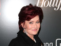 Sharon Osbourne denies rumors that she has fallen out with Howard Stern.