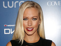 Kendra Wilkinson quit the ABC diving show because of her fear of heights.
