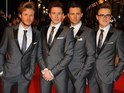 Band on Tom's viral wedding video, TOWIE spray tans and new greatest hits album.