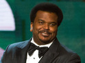 Craig Robinson reprises his Brooklyn Nine-Nine role as the Pontiac Bandit.